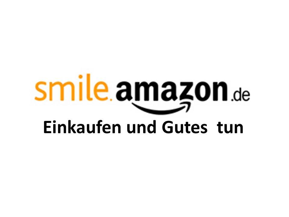 Amazon-Smile-Vereins-Unterstützung